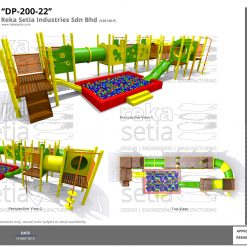 Playground - Indoor - DP-200-22