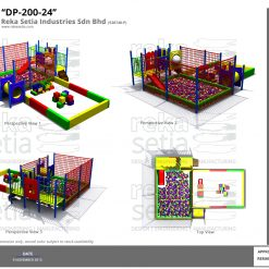 Playground - Indoor - DP-200-24