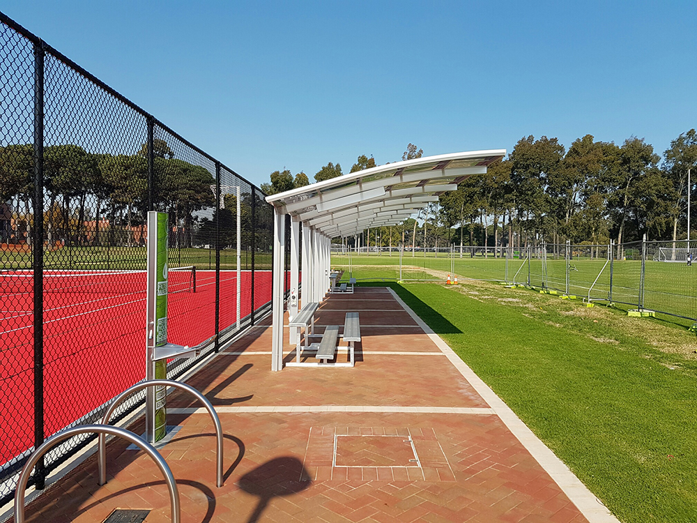Curtin Uni Cantaport Shelter 1