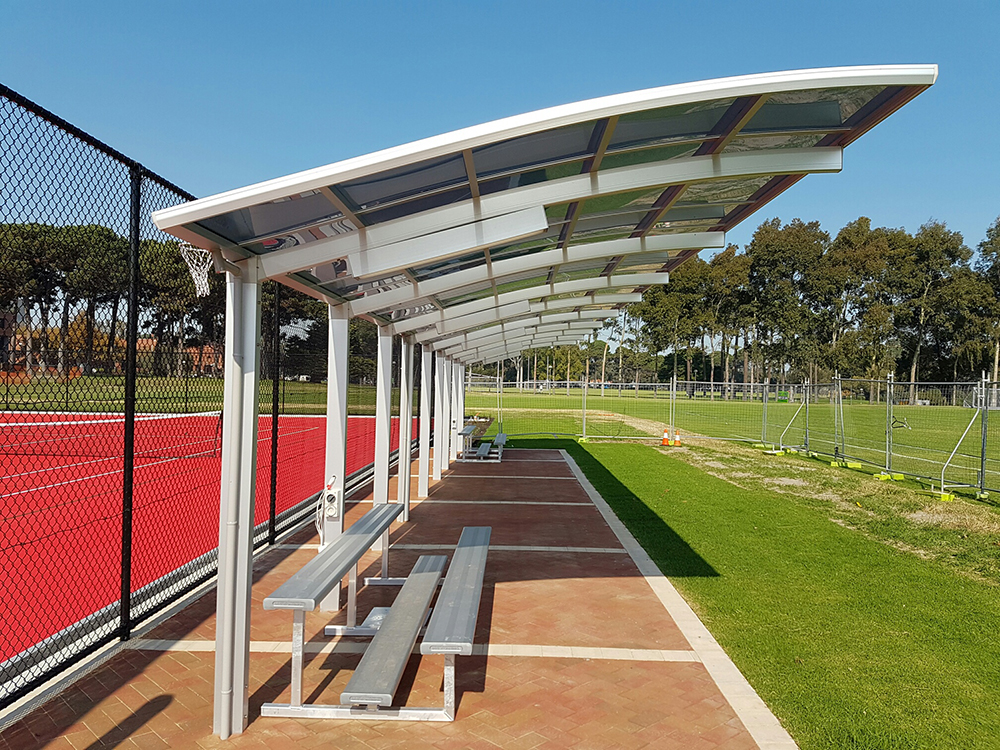 Curtin Uni Cantaport Shelter 10