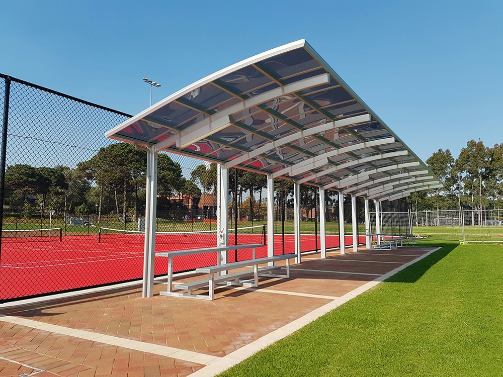 Curtin Uni Cantaport Shelter 2
