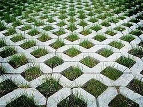 GrassDiamond Permeable Driveway Paver 1