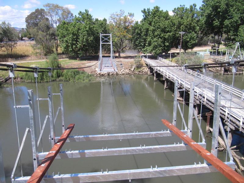 Cable Bridge 3.0 wide 5Kpa short