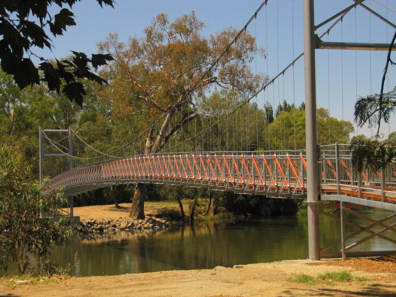 Cable Bridge 5Kpa 40+66+20 Wodoga