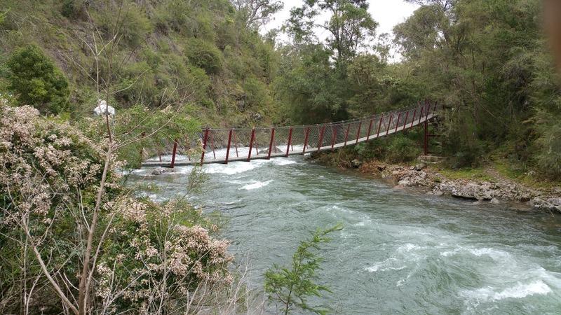 Cable Bridge Lite 3Kpa Mt Beauty