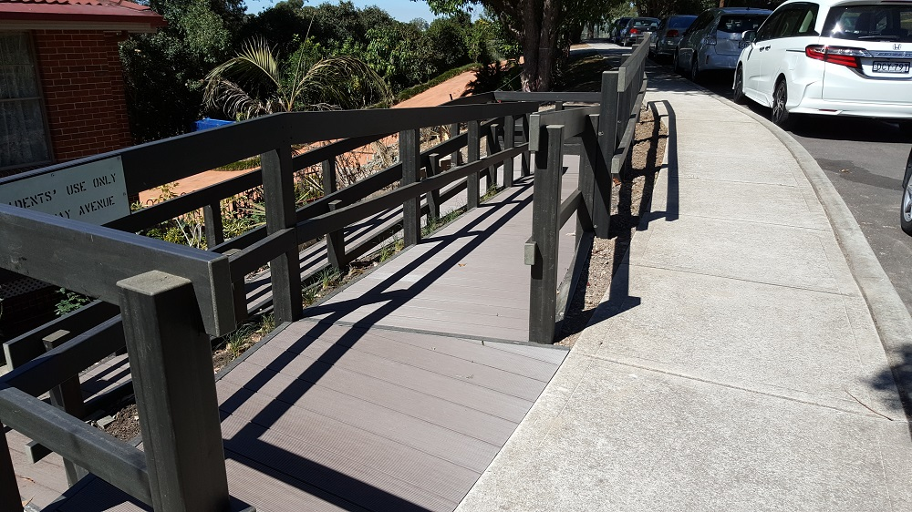 Roocycle Access Ramp 1