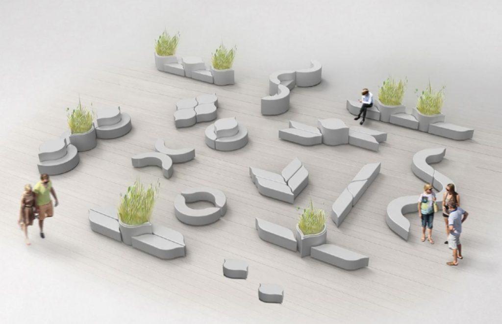 Modular Outdoor Indoor Furniture Arabesque 7