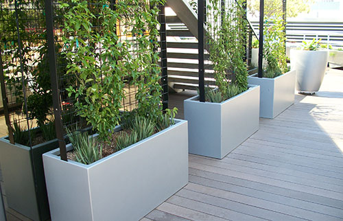 09b Tournesol Wilshire Screen Planter Box Collection Moodie