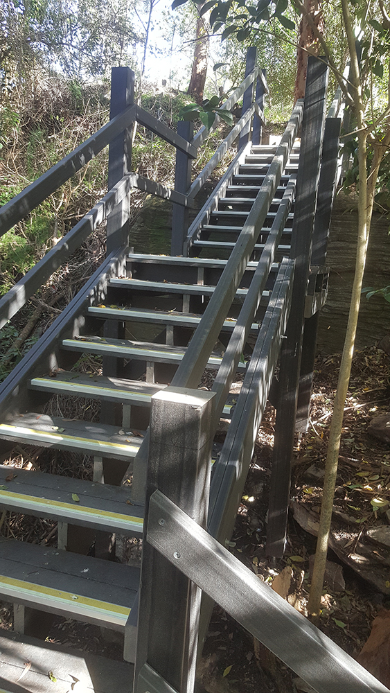 Epping Aquatic Roocycle Stairs 2