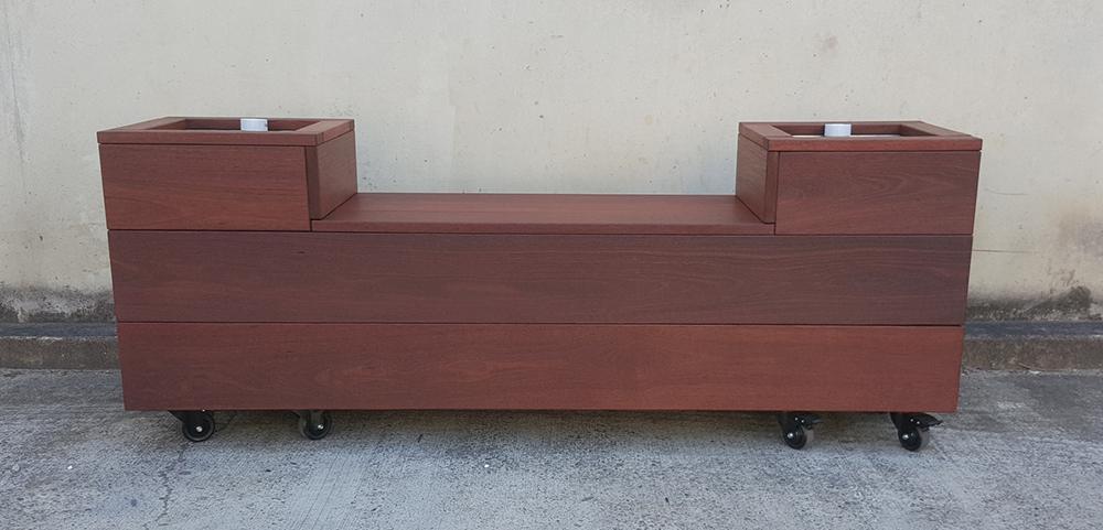 Ability Planter Bench 2