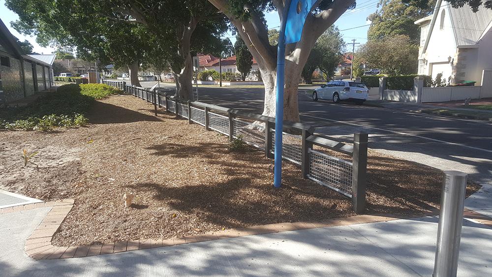 Roocycle Arris ET Fence 1